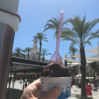 more gelato but this time in cádiz!
