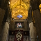 sevilla cathedral!