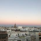 view from las setas