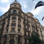 beautiful madrid buildings