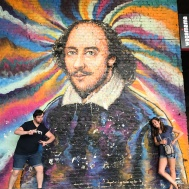 us with mr. shakespeare